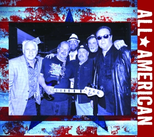 Red White & Blues Band back